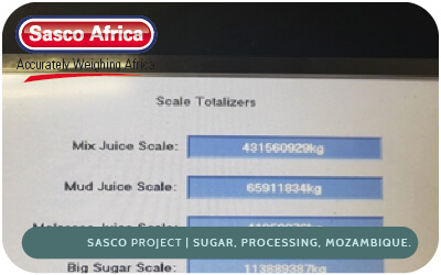 Projects – Sugar: Processing