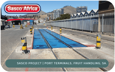 Projects – Port Terminals, Fruit Handling South Africa