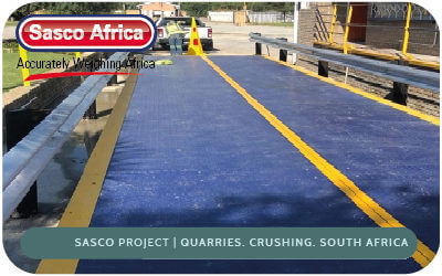 Projects – Quarries: Crushing – South Africa