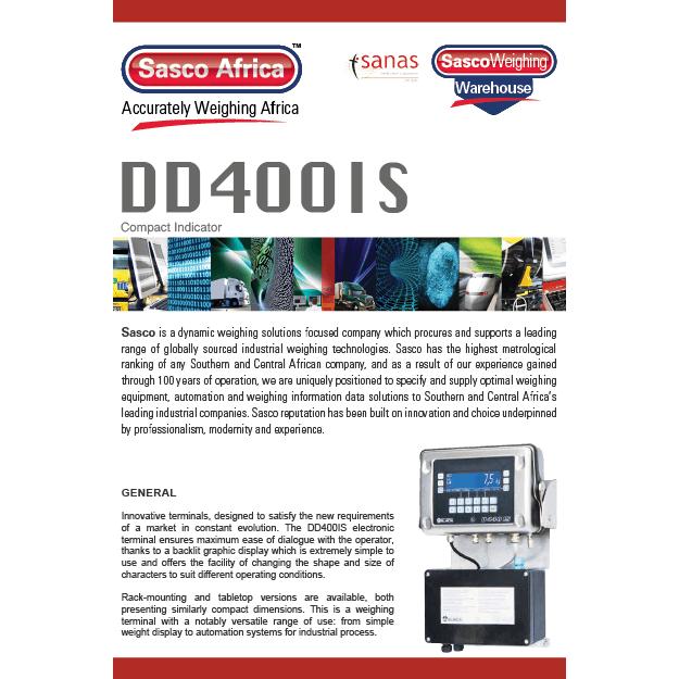 DD400IS Indicator