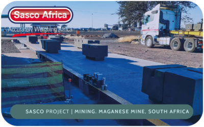 Projects – Mining Sector: Dual Multi-Deck Weighbridges (South Africa)