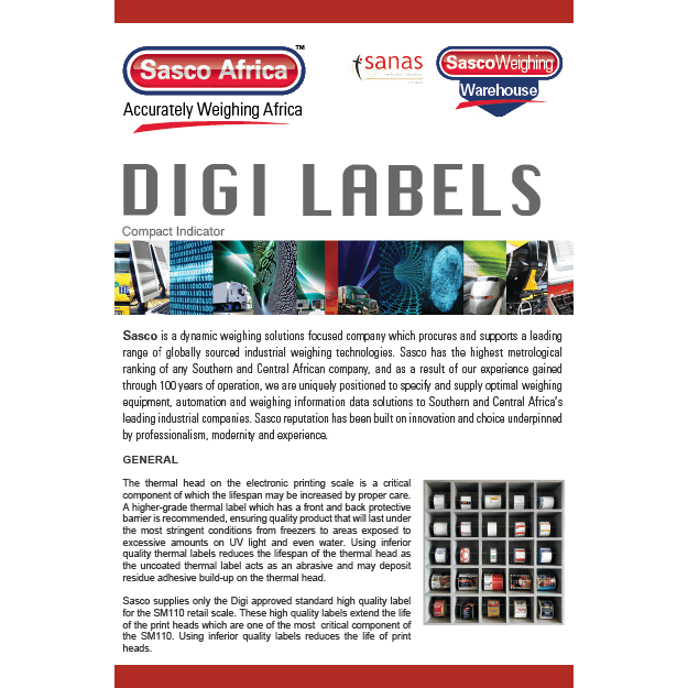 Digi Labels