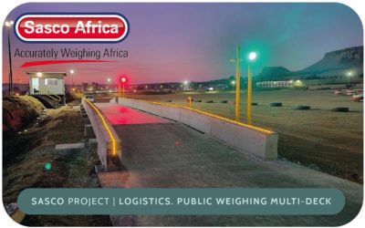 Projects – Logistics: Public Weighing Multi Deck (South Africa)