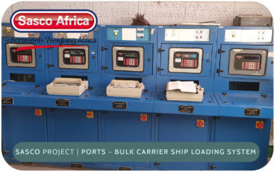Projects – Ports: Bulk Carrier Ship Loading System (South Africa)